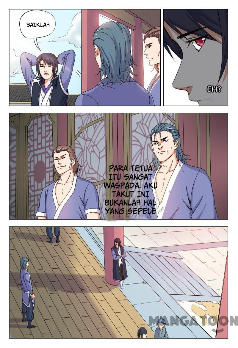 Deity's Path through Ten Thousand Worlds: Chapter 44 - Page 7