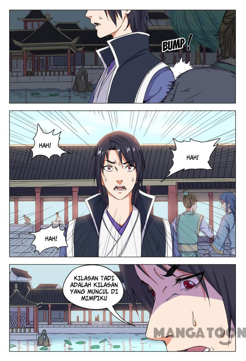 Deity's Path through Ten Thousand Worlds: Chapter 44 - Page 3