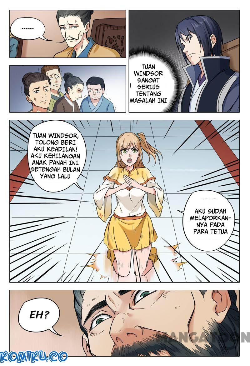 Deity's Path through Ten Thousand Worlds: Chapter 46 - Page 5