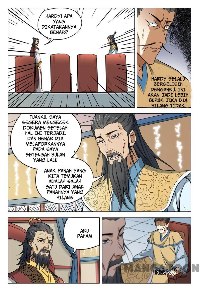 Deity's Path through Ten Thousand Worlds: Chapter 46 - Page 6