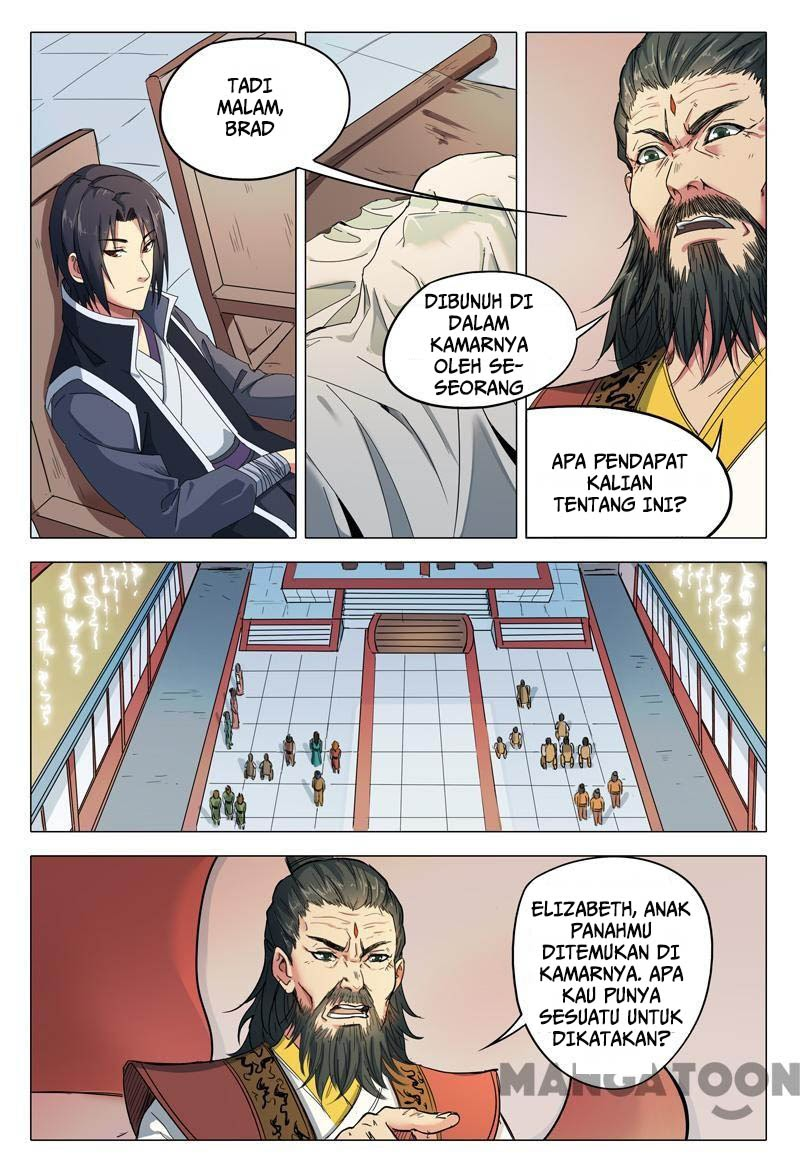 Deity's Path through Ten Thousand Worlds: Chapter 46 - Page 3