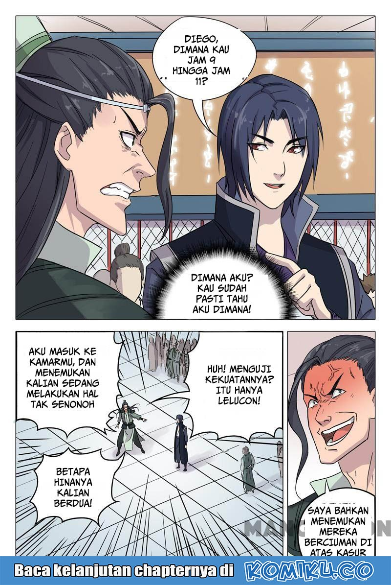 Deity's Path through Ten Thousand Worlds: Chapter 46 - Page 12
