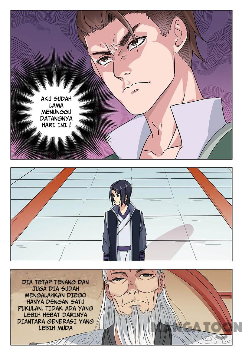Deity's Path through Ten Thousand Worlds: Chapter 48 - Page 4