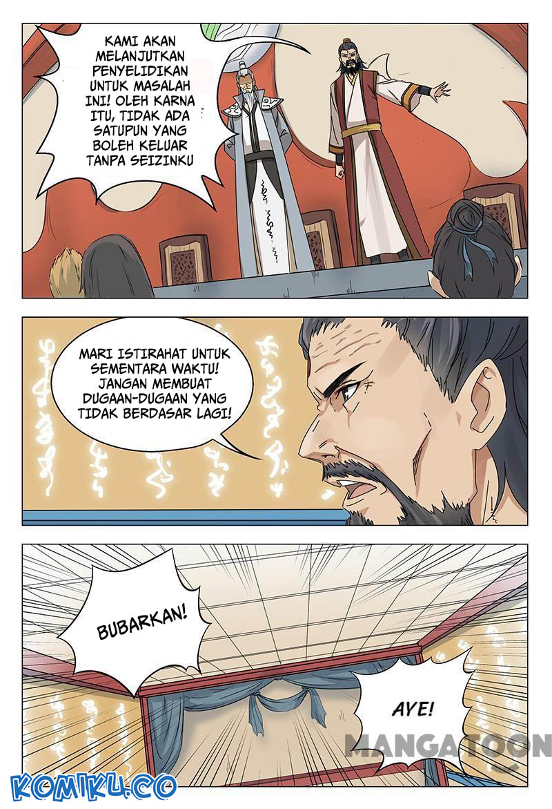 Deity's Path through Ten Thousand Worlds: Chapter 48 - Page 5