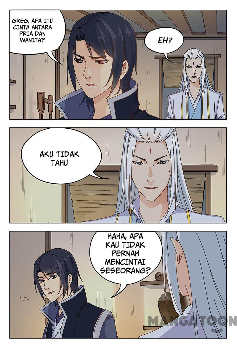 Deity's Path through Ten Thousand Worlds: Chapter 48 - Page 7