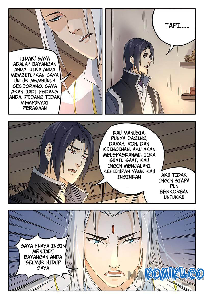 Deity's Path through Ten Thousand Worlds: Chapter 48 - Page 8