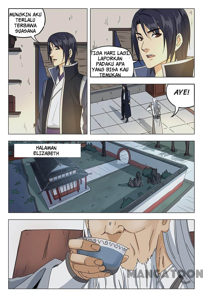 Deity's Path through Ten Thousand Worlds: Chapter 48 - Page 9