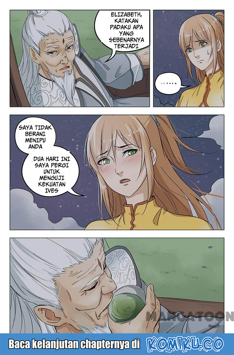 Deity's Path through Ten Thousand Worlds: Chapter 48 - Page 12