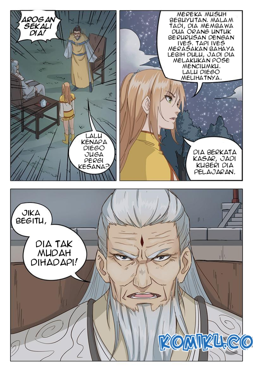 Deity's Path through Ten Thousand Worlds: Chapter 48 - Page 13