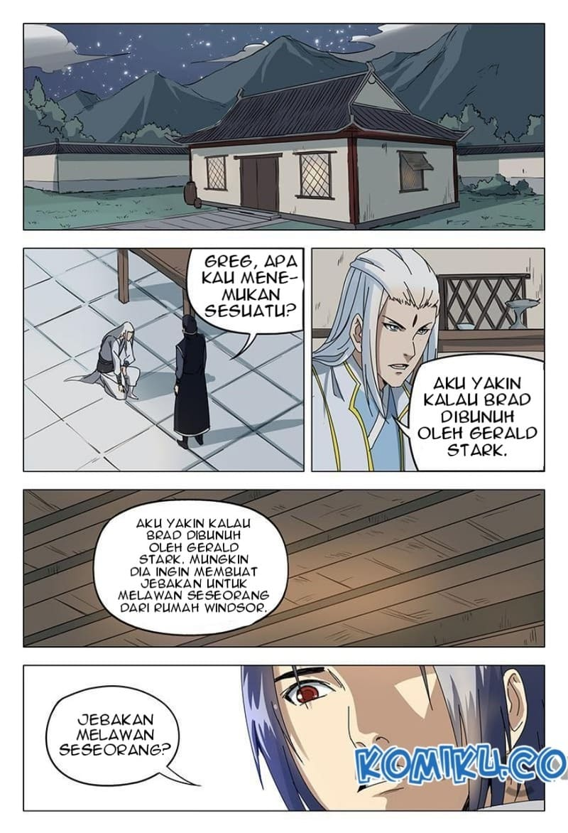 Deity's Path through Ten Thousand Worlds: Chapter 51 - Page 8