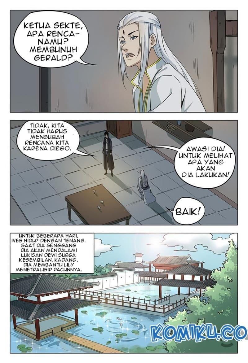 Deity's Path through Ten Thousand Worlds: Chapter 51 - Page 9