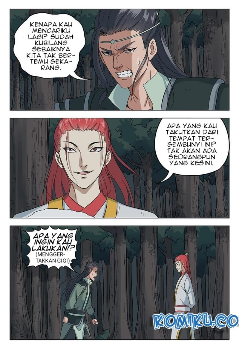 Deity's Path through Ten Thousand Worlds: Chapter 51 - Page 2