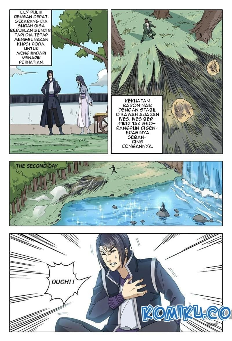 Deity's Path through Ten Thousand Worlds: Chapter 51 - Page 10
