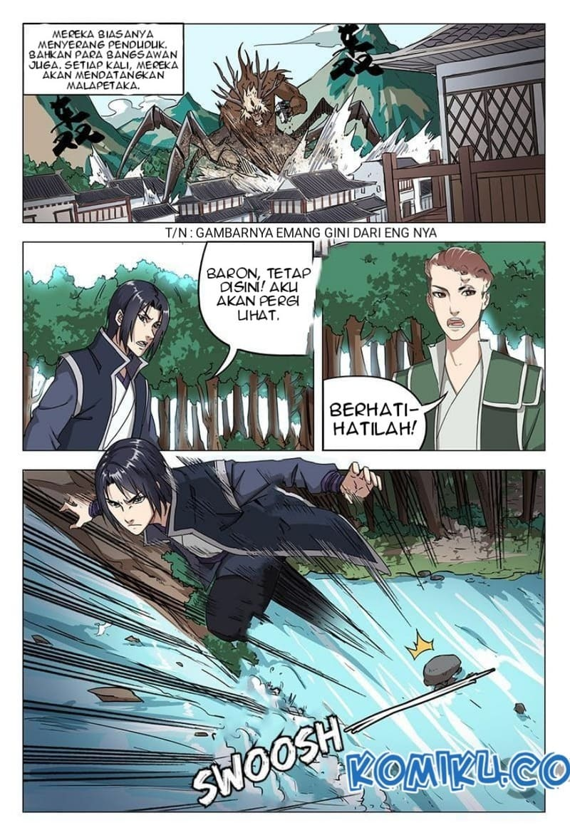 Deity's Path through Ten Thousand Worlds: Chapter 52 - Page 4