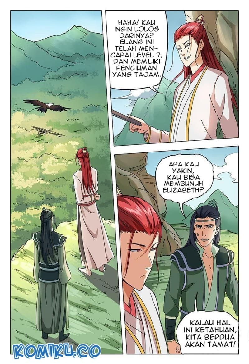 Deity's Path through Ten Thousand Worlds: Chapter 52 - Page 10