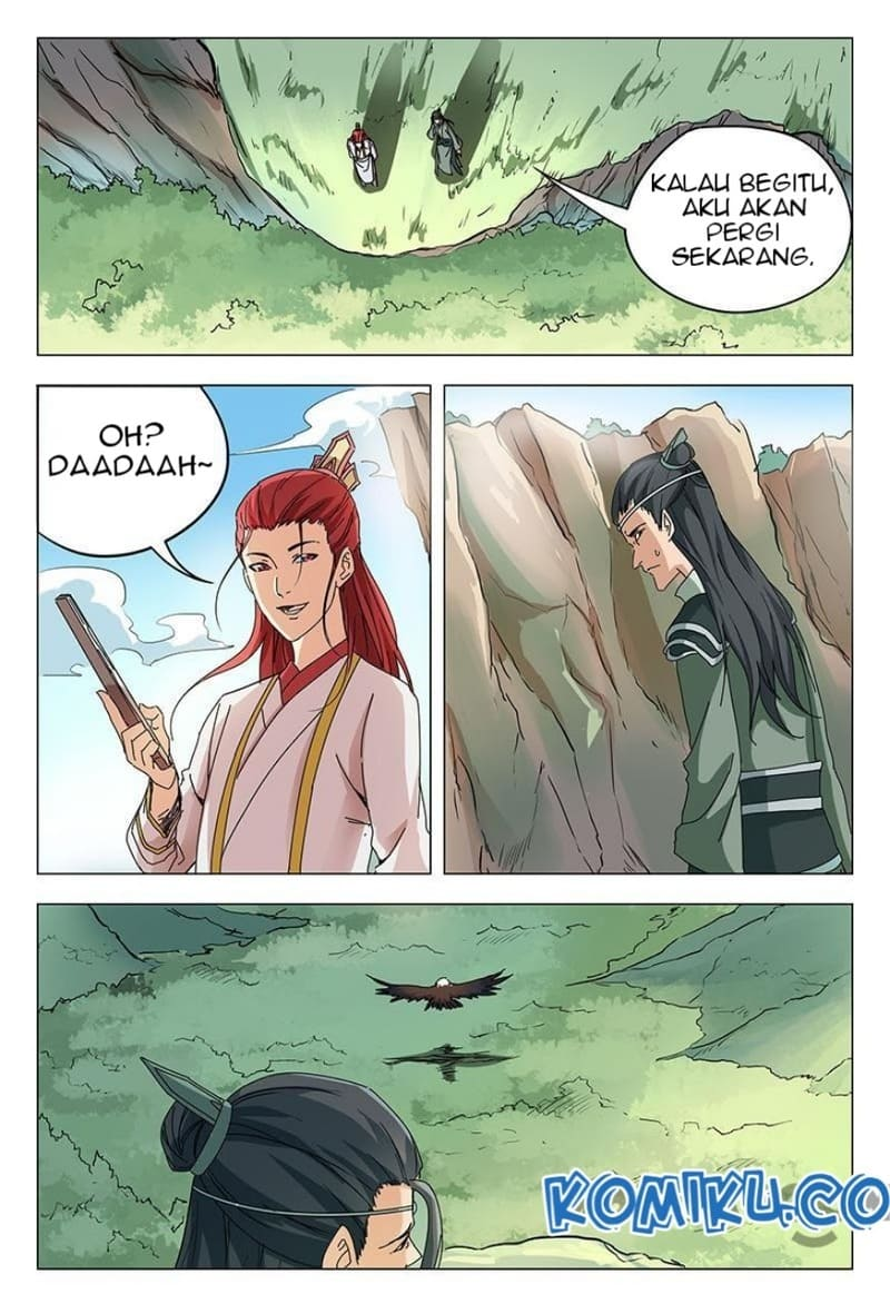 Deity's Path through Ten Thousand Worlds: Chapter 52 - Page 12