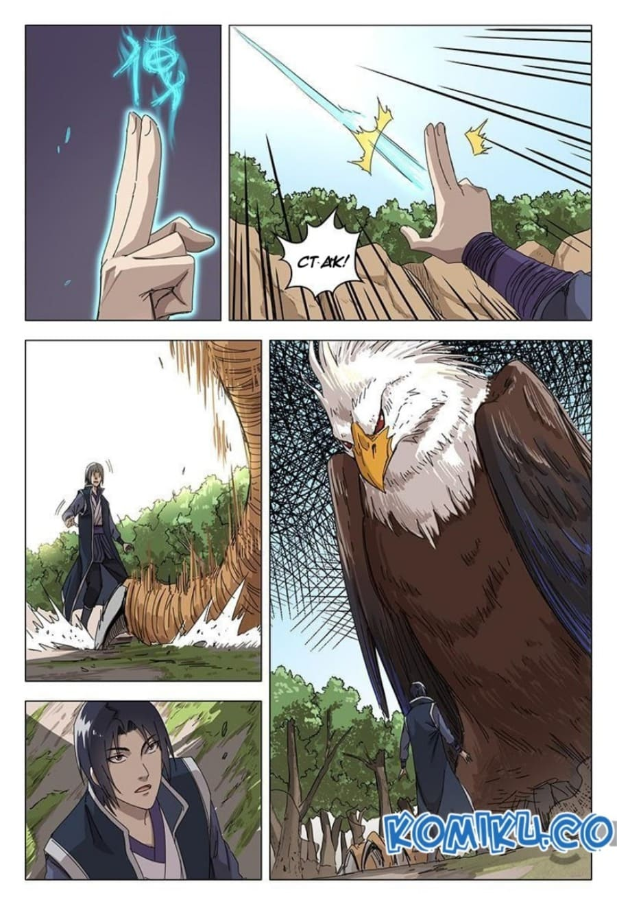 Deity's Path through Ten Thousand Worlds: Chapter 56 - Page 8