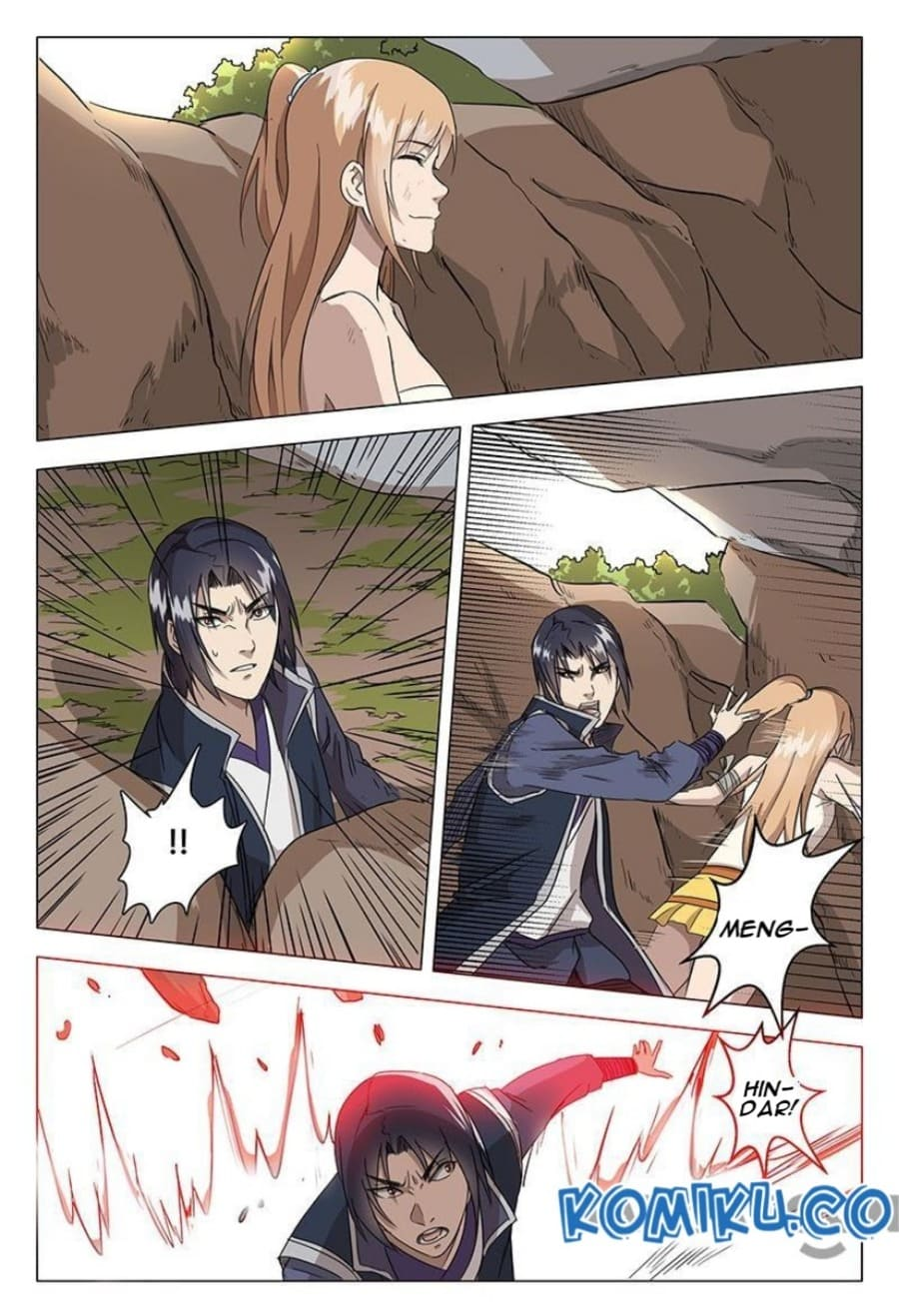 Deity's Path through Ten Thousand Worlds: Chapter 56 - Page 2