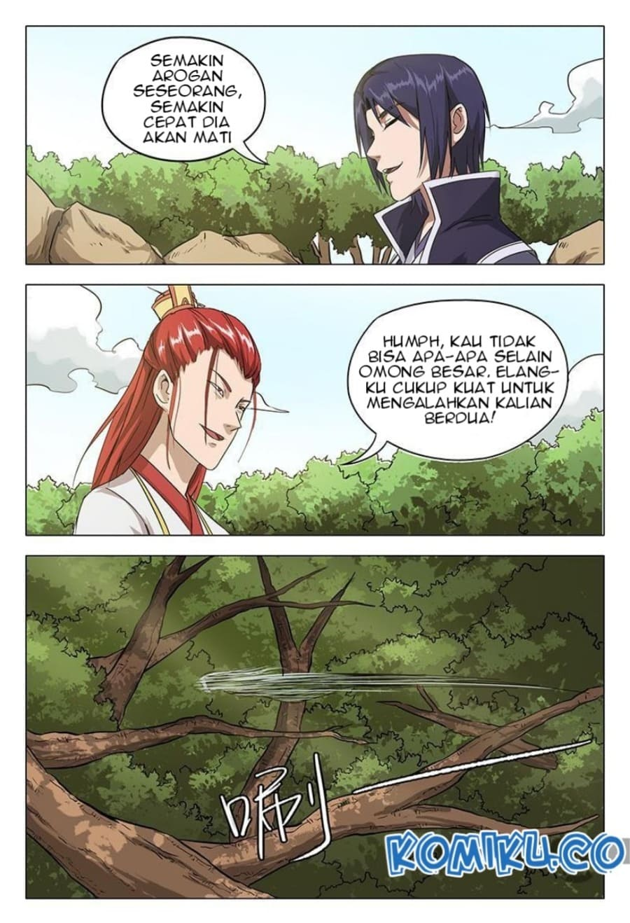 Deity's Path through Ten Thousand Worlds: Chapter 56 - Page 12
