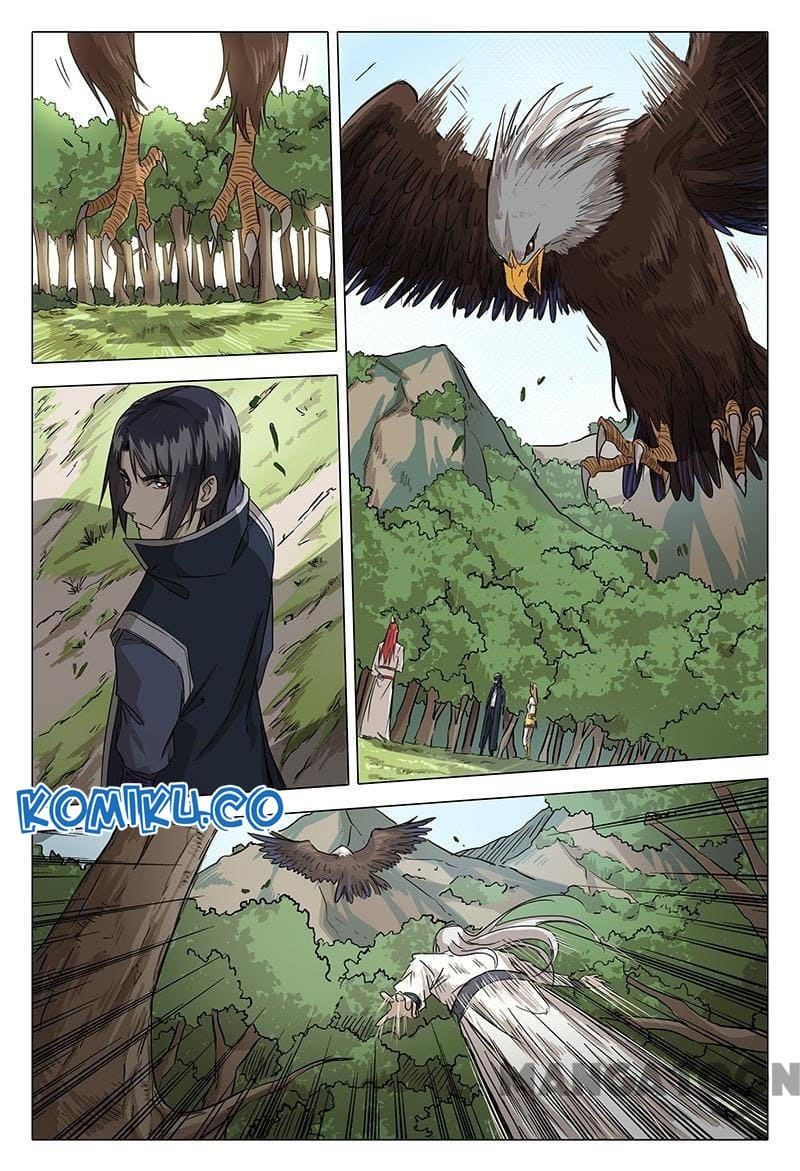 Deity's Path through Ten Thousand Worlds: Chapter 57 - Page 4