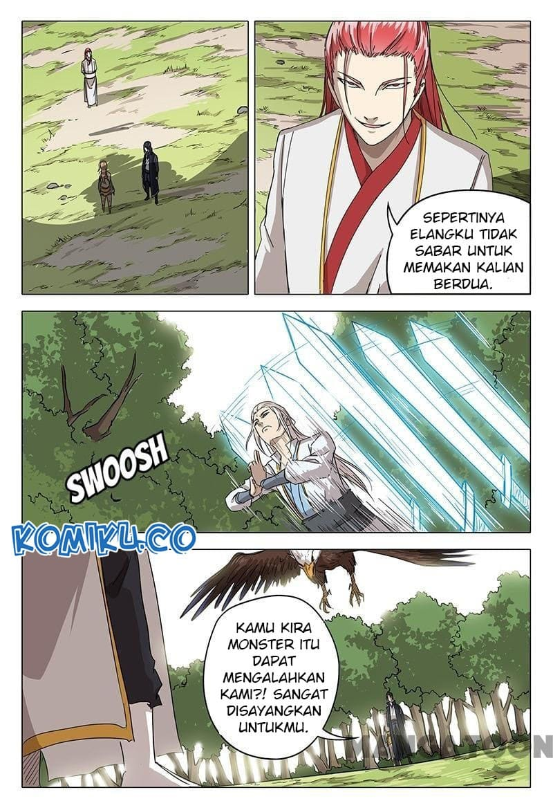 Deity's Path through Ten Thousand Worlds: Chapter 57 - Page 6
