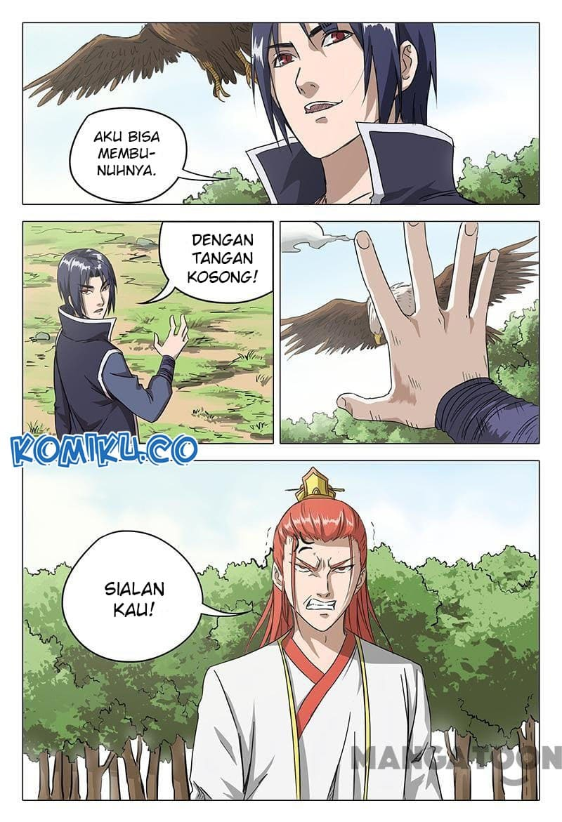 Deity's Path through Ten Thousand Worlds: Chapter 57 - Page 7
