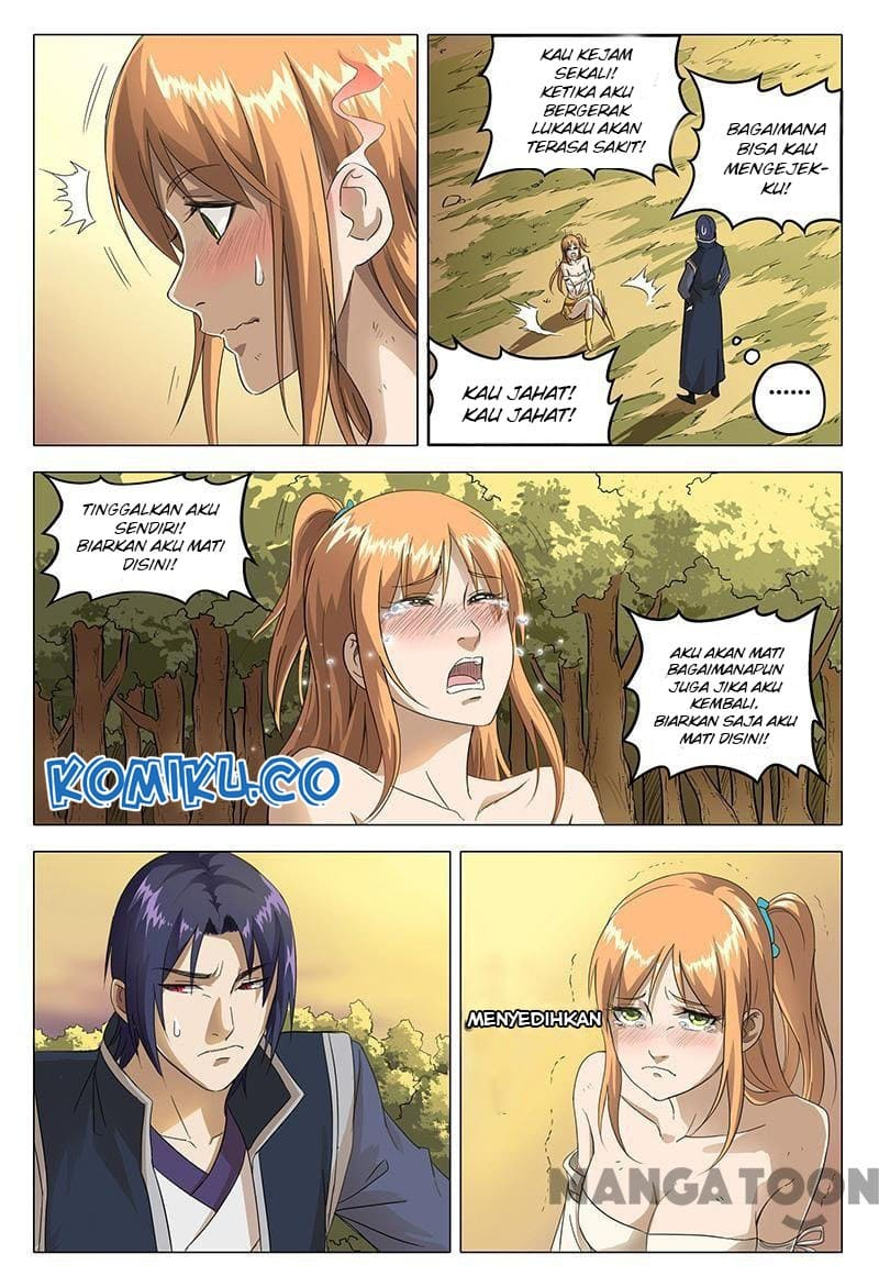 Deity's Path through Ten Thousand Worlds: Chapter 57 - Page 16