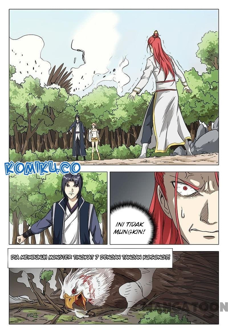Deity's Path through Ten Thousand Worlds: Chapter 57 - Page 11