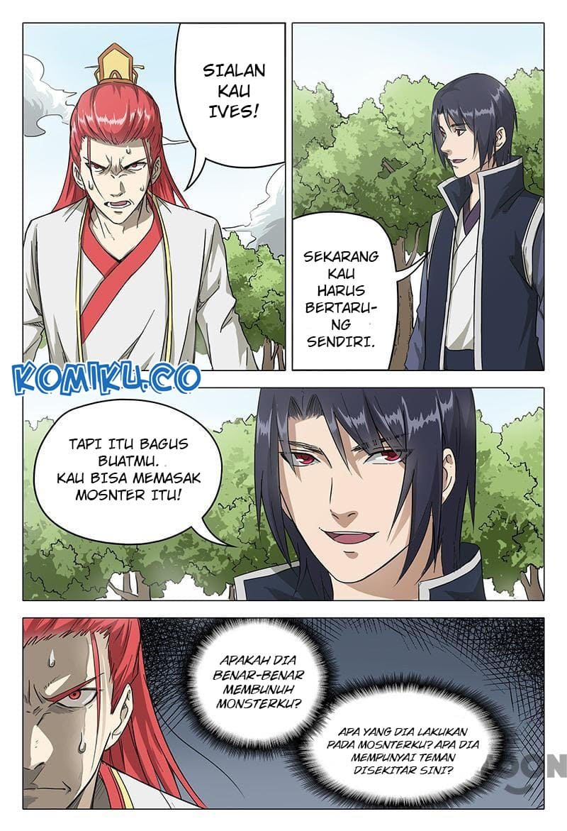 Deity's Path through Ten Thousand Worlds: Chapter 57 - Page 12