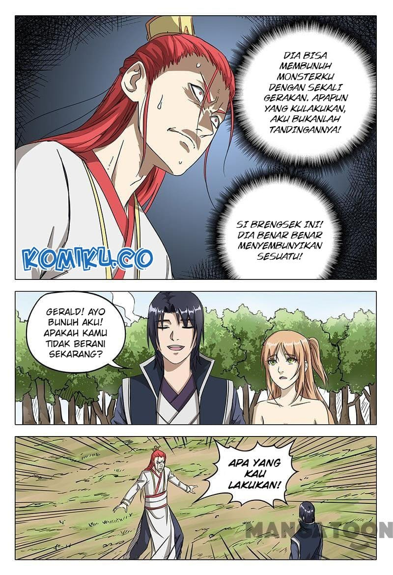Deity's Path through Ten Thousand Worlds: Chapter 57 - Page 13