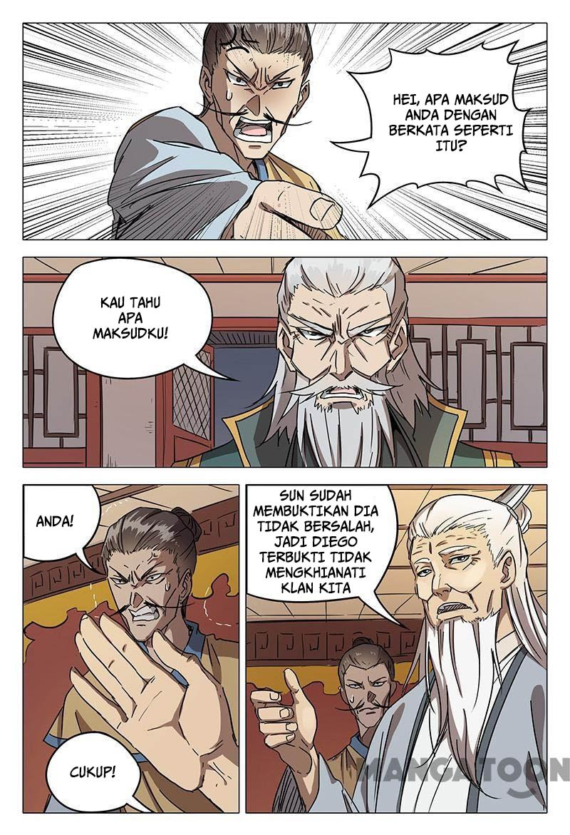 Deity's Path through Ten Thousand Worlds: Chapter 61 - Page 6