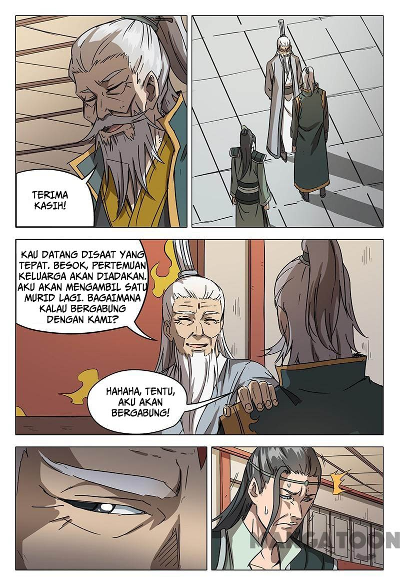 Deity's Path through Ten Thousand Worlds: Chapter 61 - Page 7