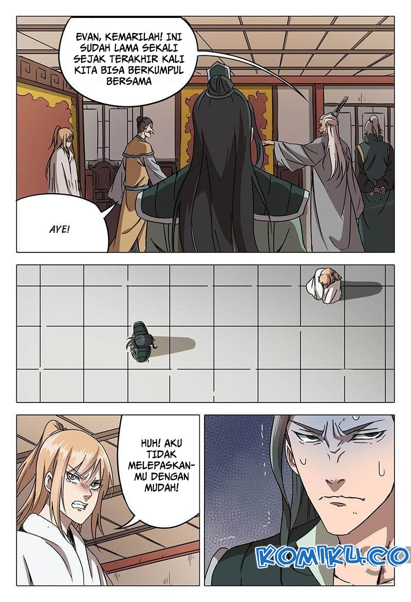 Deity's Path through Ten Thousand Worlds: Chapter 61 - Page 8