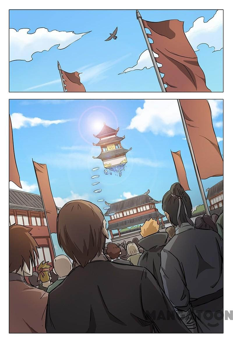 Deity's Path through Ten Thousand Worlds: Chapter 61 - Page 9