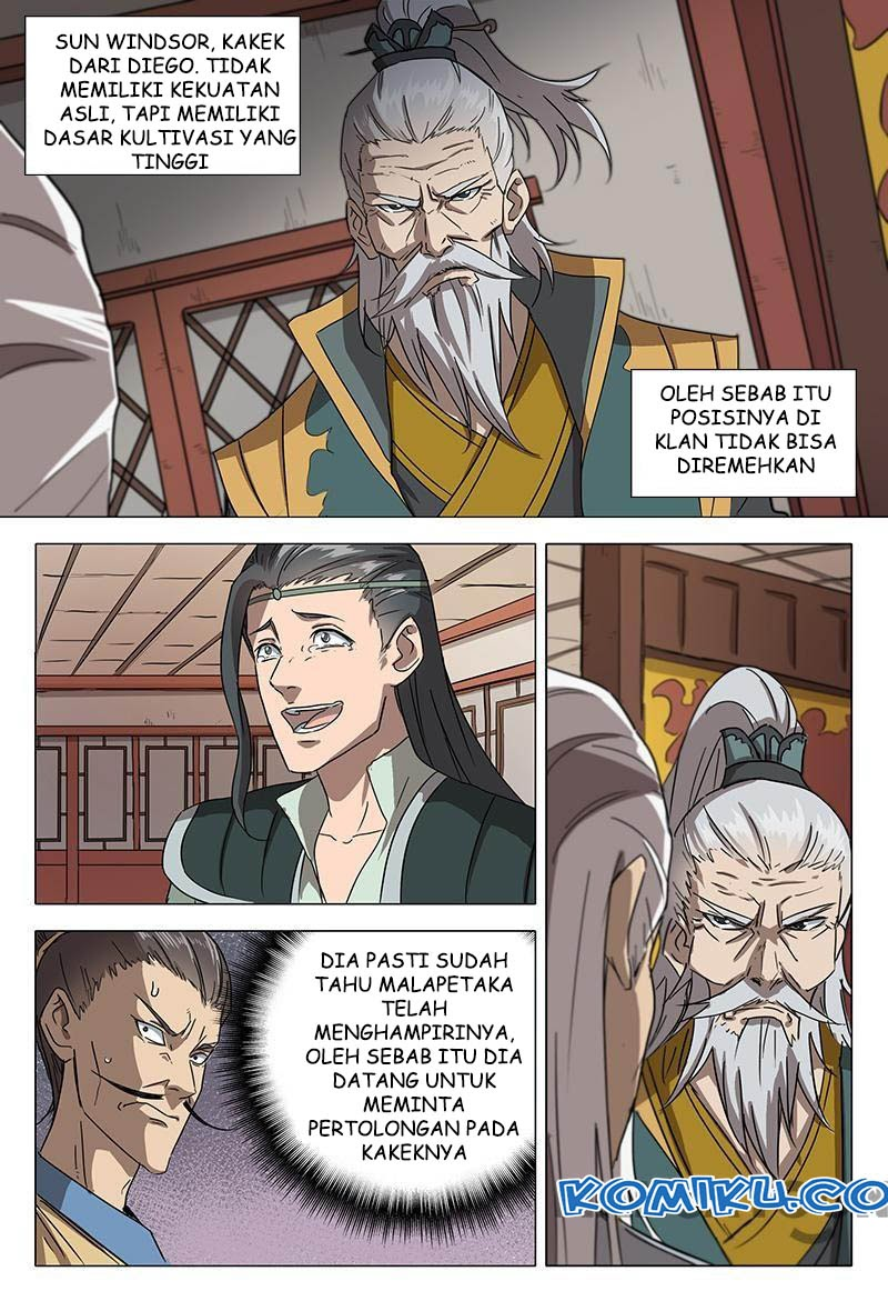 Deity's Path through Ten Thousand Worlds: Chapter 61 - Page 2