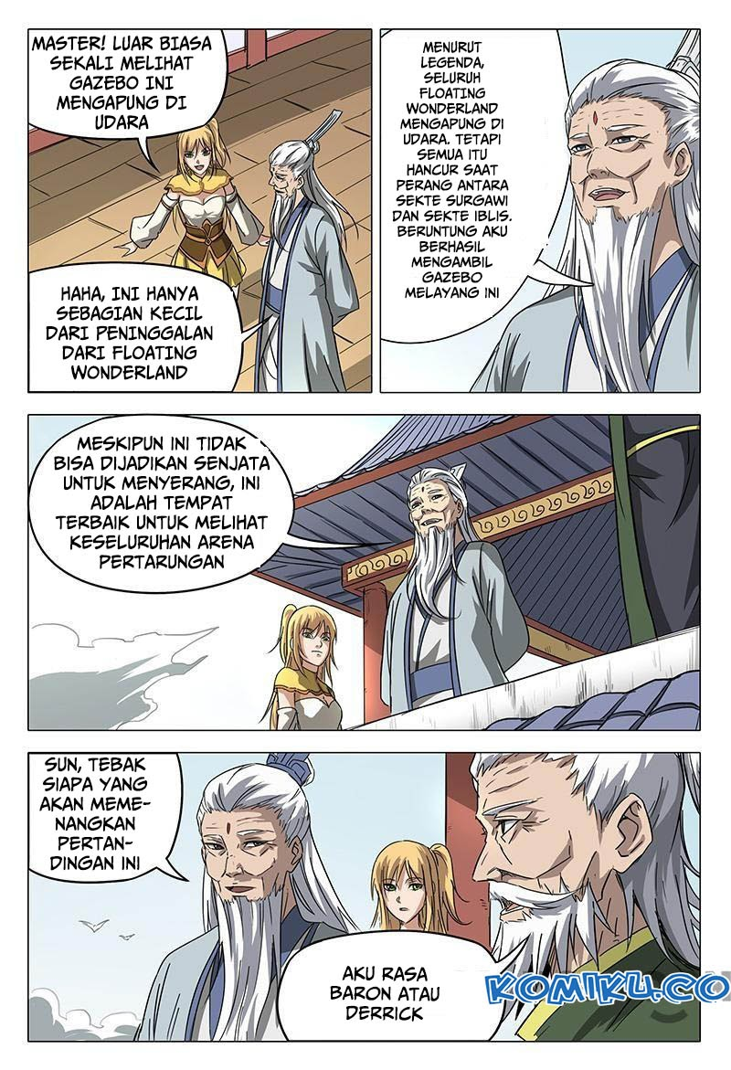 Deity's Path through Ten Thousand Worlds: Chapter 61 - Page 11