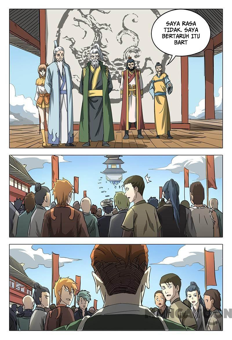 Deity's Path through Ten Thousand Worlds: Chapter 61 - Page 12