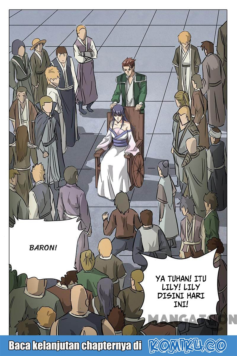 Deity's Path through Ten Thousand Worlds: Chapter 61 - Page 13