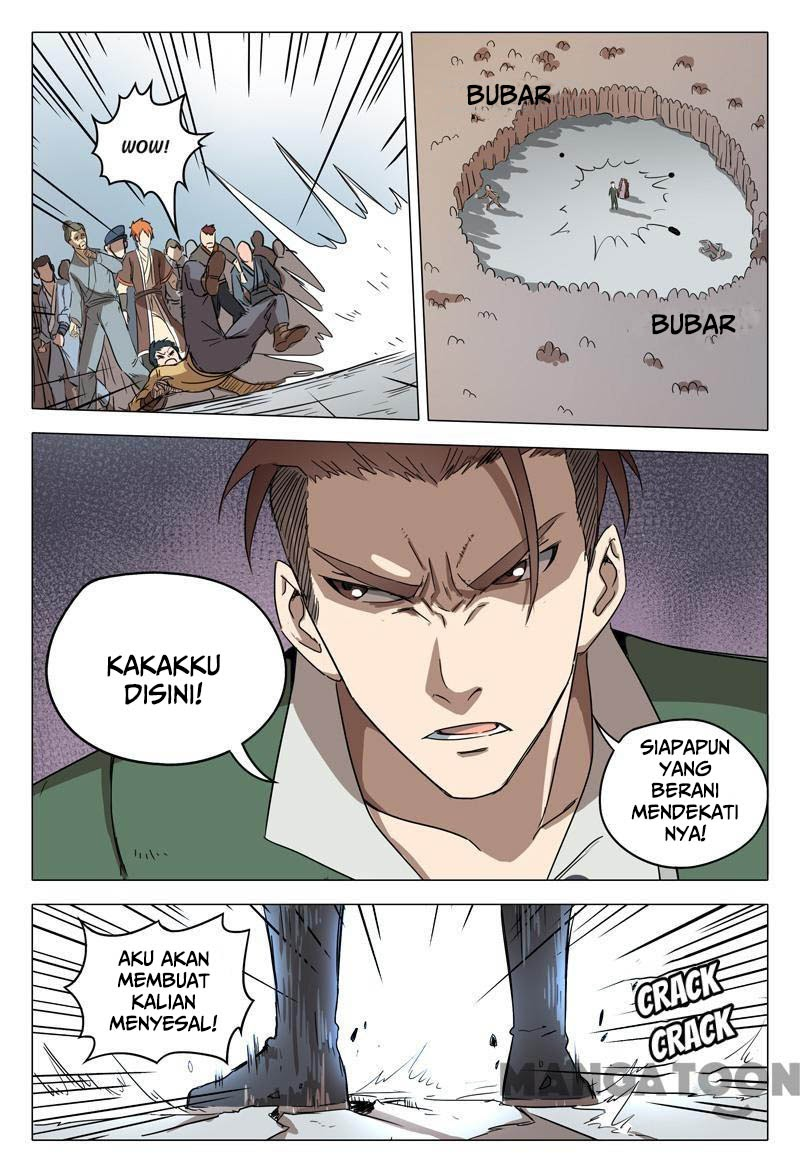 Deity's Path through Ten Thousand Worlds: Chapter 62 - Page 6