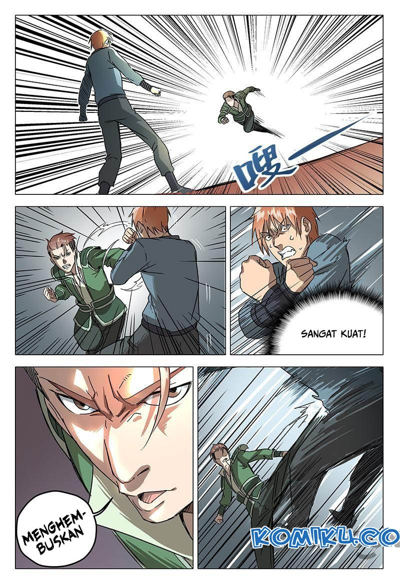 Deity's Path through Ten Thousand Worlds: Chapter 63 - Page 5