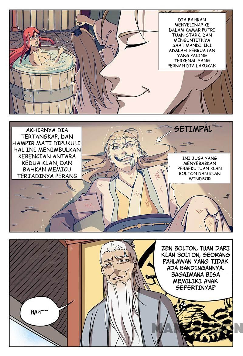 Deity's Path through Ten Thousand Worlds: Chapter 63 - Page 9