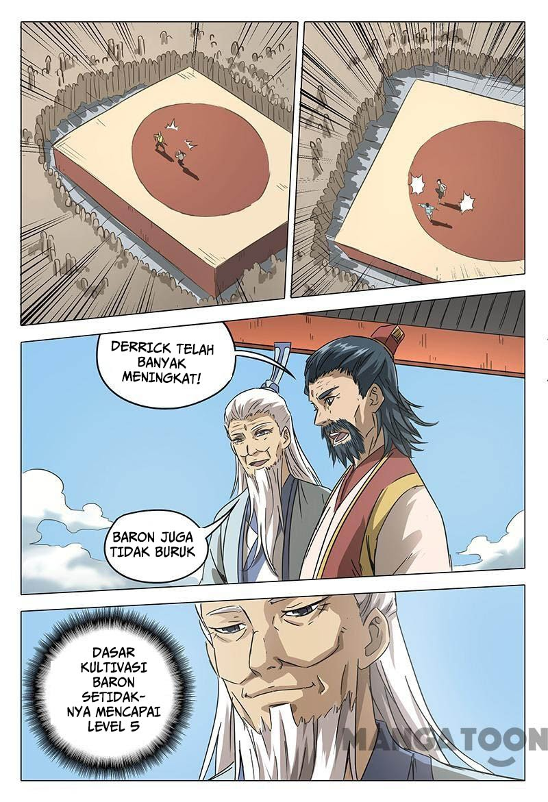 Deity's Path through Ten Thousand Worlds: Chapter 63 - Page 3