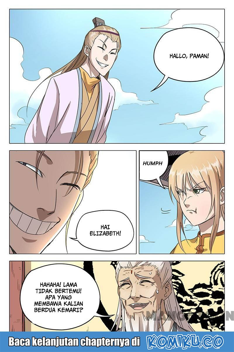 Deity's Path through Ten Thousand Worlds: Chapter 63 - Page 12