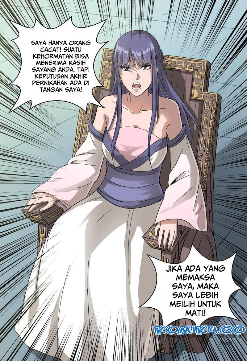 Deity's Path through Ten Thousand Worlds: Chapter 65 - Page 8