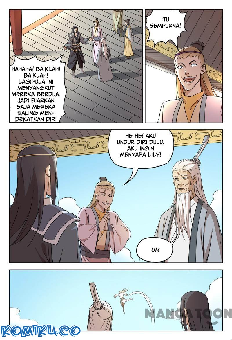 Deity's Path through Ten Thousand Worlds: Chapter 65 - Page 2