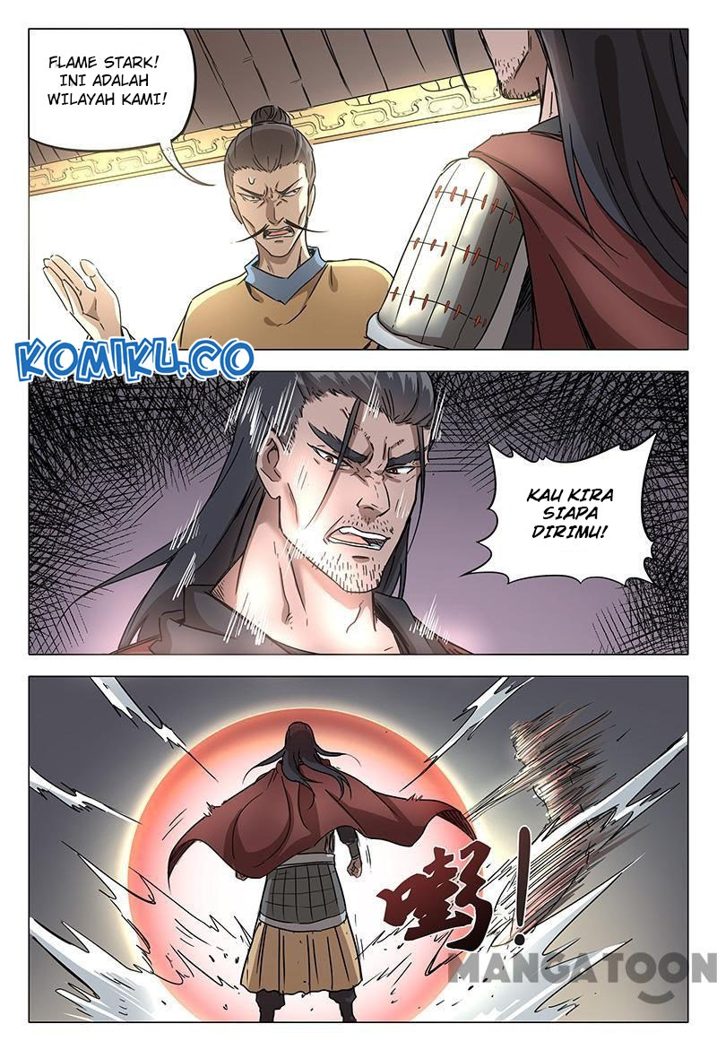 Deity's Path through Ten Thousand Worlds: Chapter 67 - Page 5