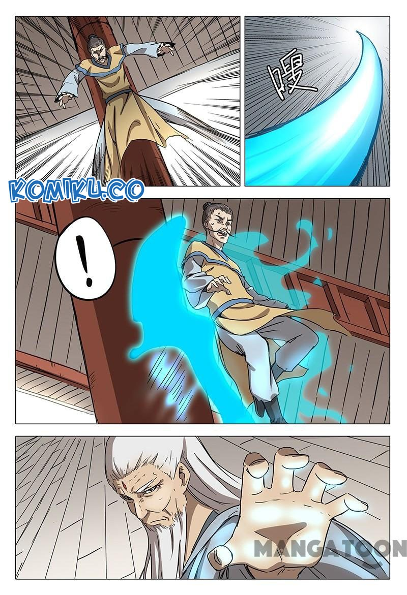 Deity's Path through Ten Thousand Worlds: Chapter 67 - Page 6