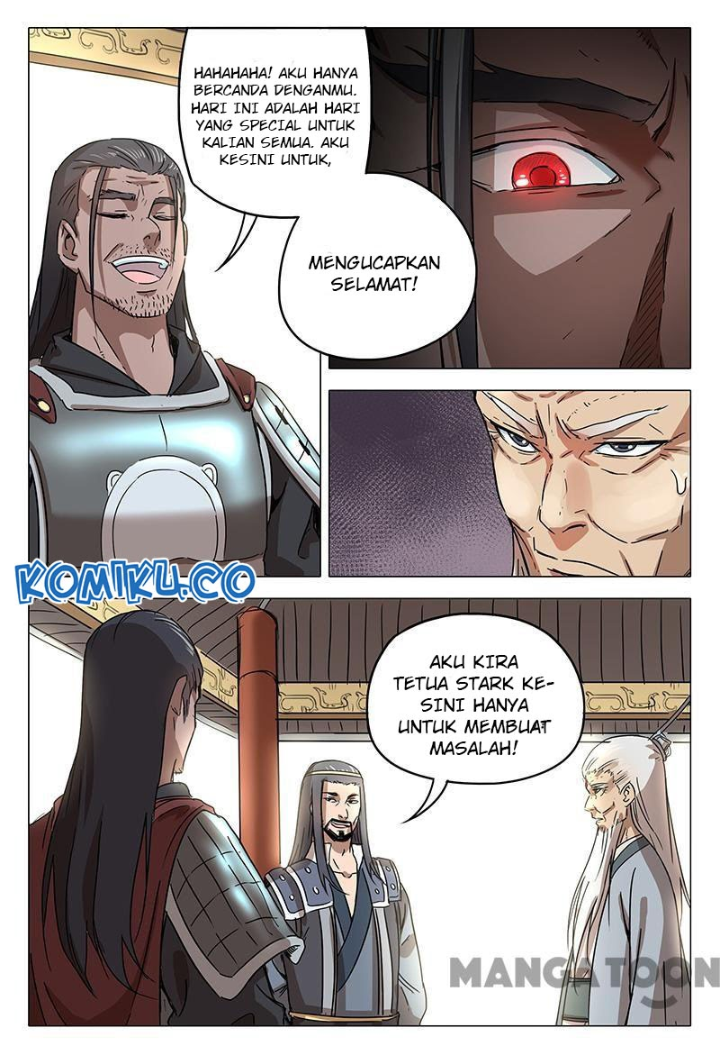 Deity's Path through Ten Thousand Worlds: Chapter 67 - Page 8