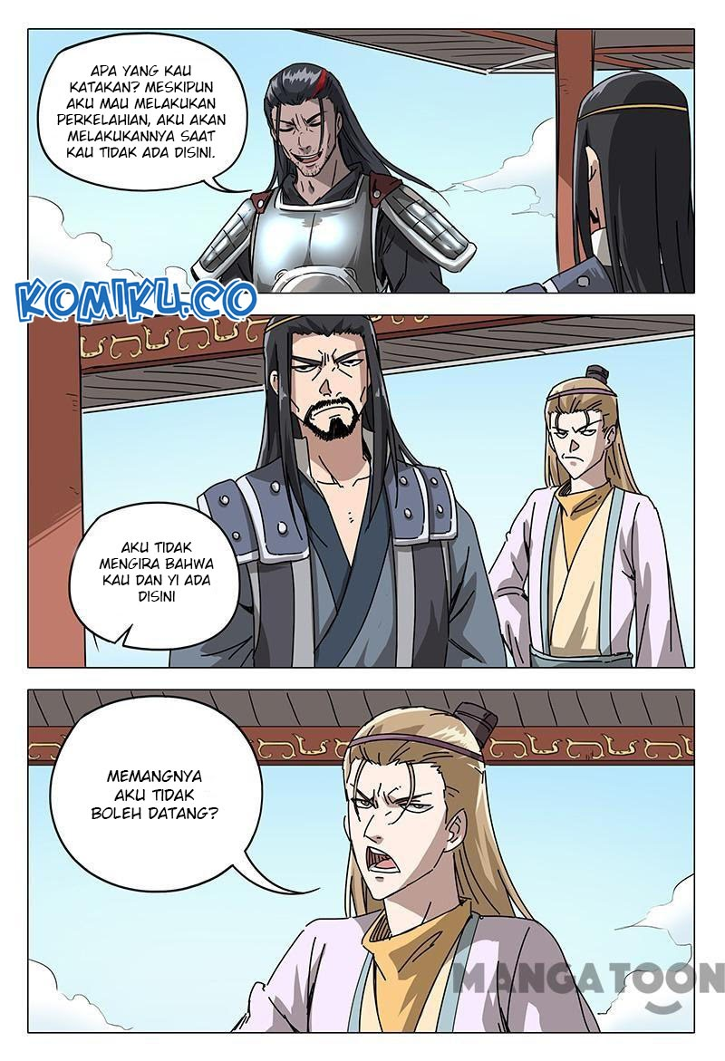 Deity's Path through Ten Thousand Worlds: Chapter 67 - Page 10