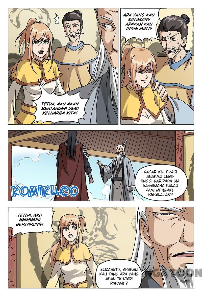 Deity's Path through Ten Thousand Worlds: Chapter 68 - Page 4